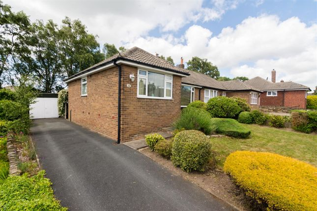 Thumbnail Semi-detached bungalow for sale in Moseley Wood Crescent, Cookridge, Leeds