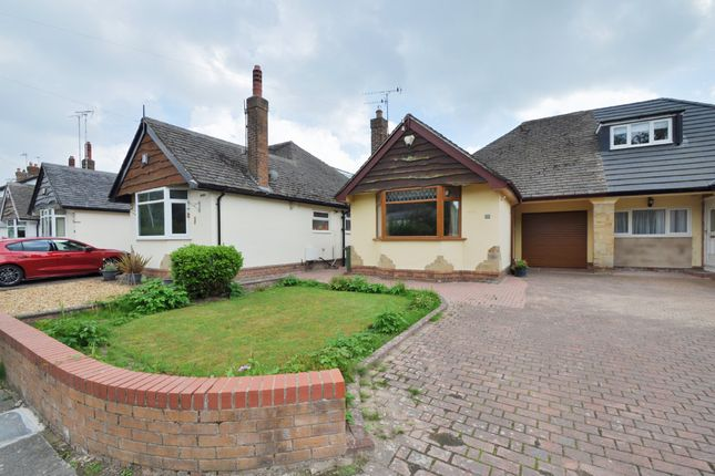 Thumbnail Semi-detached bungalow for sale in Thingwall Road East, Wirral