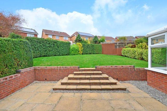 Garden of Toll House Mead, Mosborough, Sheffield S20
