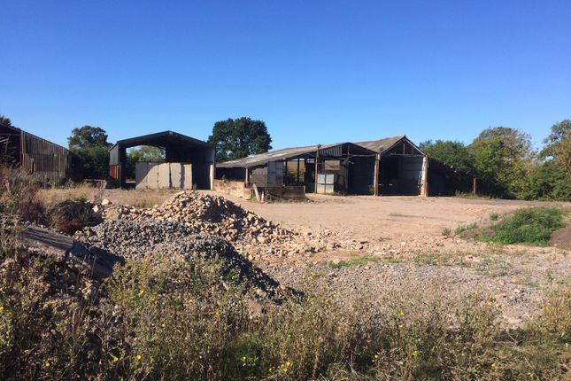 Thumbnail Light industrial for sale in Stapleford Road, Whissendine, Oakham