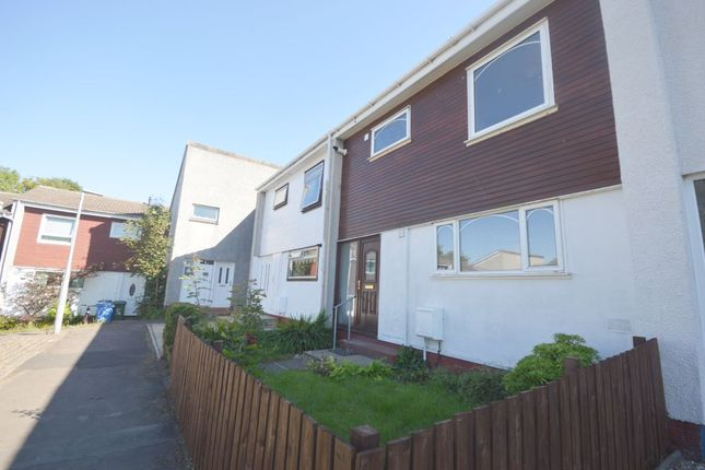 Thumbnail Terraced house to rent in Turnberry Place, East Kilbride, South Lanarkshire