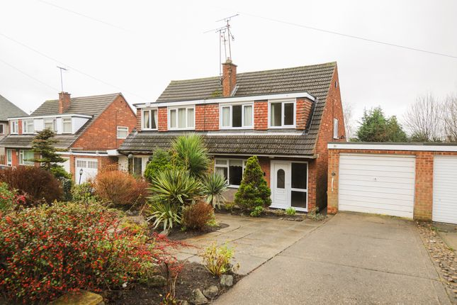 Semi-detached house in  Brockwell Lane  Chesterfield  Hackney
