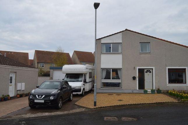 Thumbnail Semi-detached house for sale in Grangeburn Close, Tweedmouth, Berwick-Upon-Tweed
