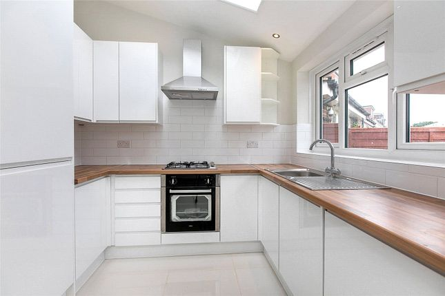 Thumbnail 3 bed semi-detached house for sale in Millet Road, Greenford