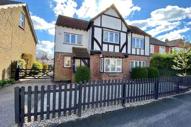 Thumbnail Detached house for sale in Bury Road, Harlow
