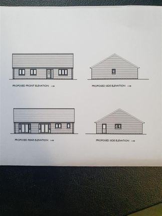Thumbnail Detached bungalow for sale in Penygarn Road, Tycroes, Ammanford