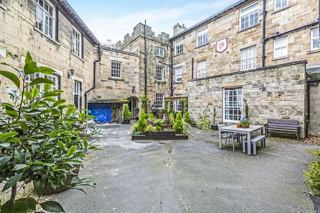 Thumbnail Flat to rent in The Castle, Stanhope, Bishop Auckland
