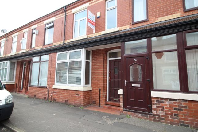 Thumbnail Terraced house to rent in Romney Street, Salford