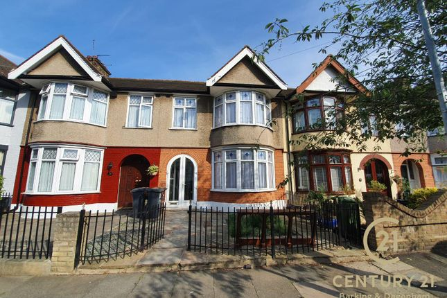 Thumbnail Terraced house to rent in Thornhill Gardens, Barking
