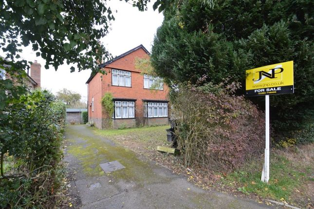 Thumbnail Detached house for sale in Green Street, Hazlemere, High Wycombe