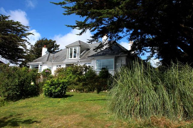 Thumbnail Country house for sale in Newbridge, Truro, Cornwall