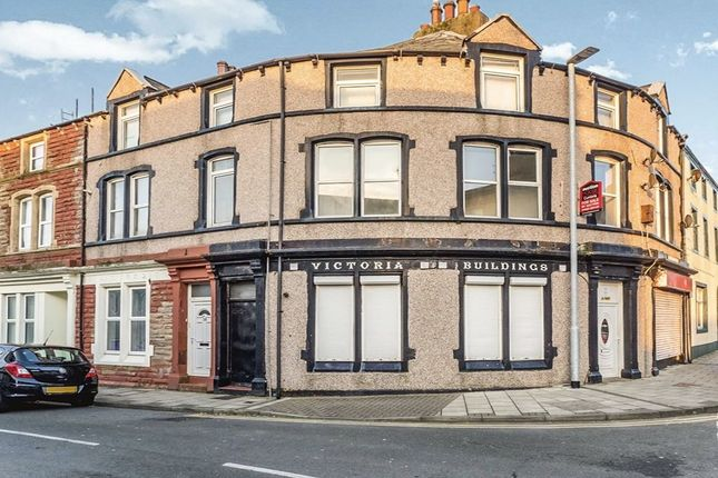 Thumbnail Flat to rent in South William Street, Workington