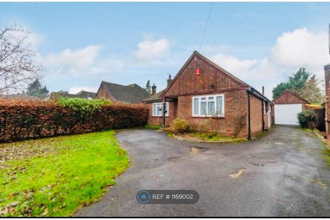 2 bed bungalow to rent in Amersham Road, Little Chalfont, Amersham HP6