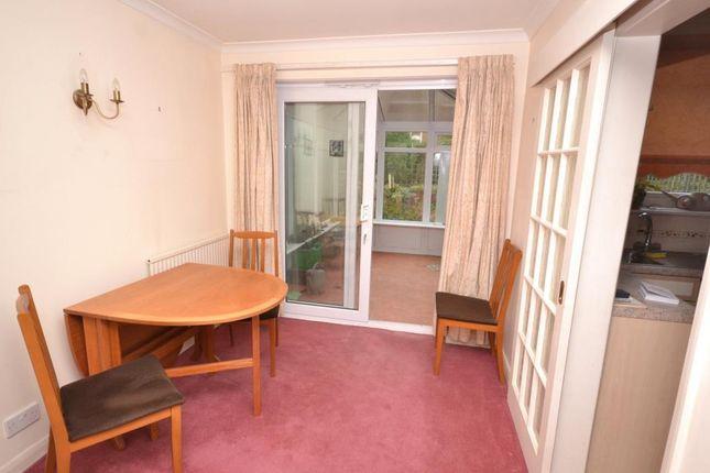 Dning Room of Palmer Court, Budleigh Salterton, Devon EX9