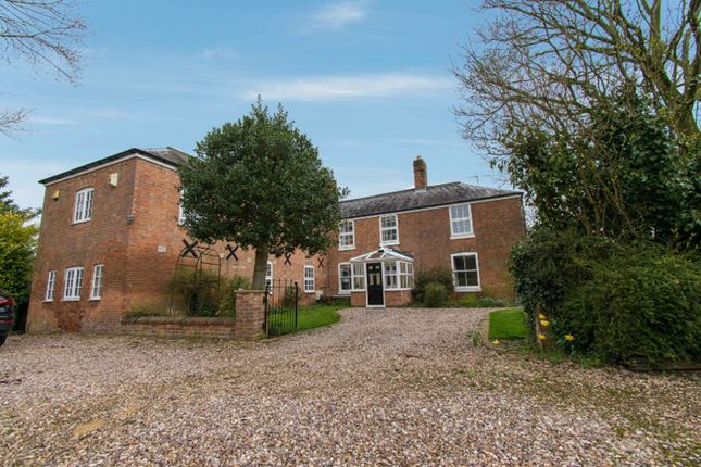 Thumbnail Detached house for sale in Old Mill Road, Broughton Astley