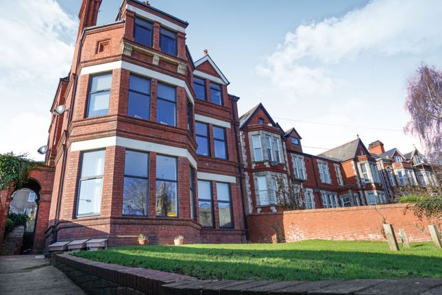 Thumbnail Flat for sale in Romilly Road, Barry