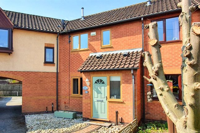 2 bed terraced house for sale in St. Columba Way, Syston, Leicester LE7