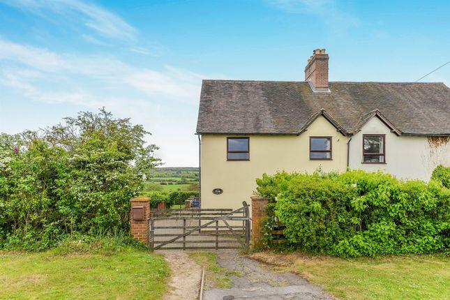 Thumbnail Semi-detached house for sale in Chelmscote Cottages, Chelmscote, Leighton Buzzard