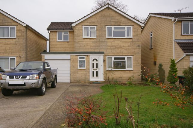 Thumbnail Detached house to rent in Sarum Road, Chippenham