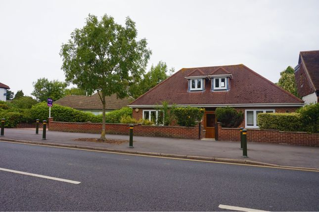 Thumbnail Detached bungalow for sale in Ravenswood Crescent, West Wickham