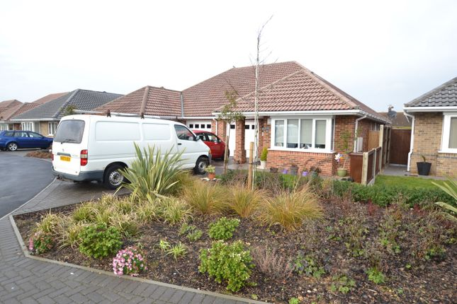 Thumbnail Bungalow for sale in Gainsford Gardens, East Clacton