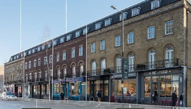 Thumbnail Office to let in Charlotte Terrace, 2nd & 3rd, 115 Hammersmith Road, Hammersmith, London