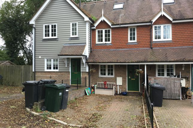 Thumbnail Terraced house to rent in Standen Mews, Hadlow Down