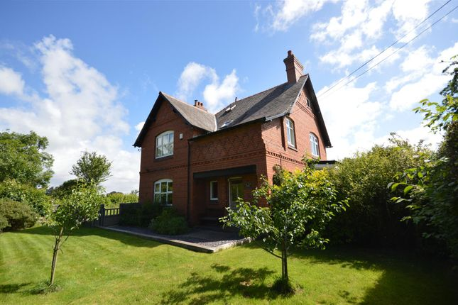 Thumbnail Detached house for sale in Liverpool Road, Neston