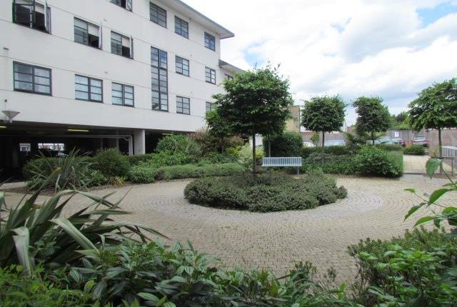 Thumbnail Flat to rent in Elgin House, High Road, Chadwell Heath, Romford