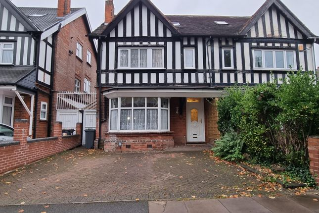 Thumbnail Property to rent in Devonshire Road, Handsworth Wood, Birmingham