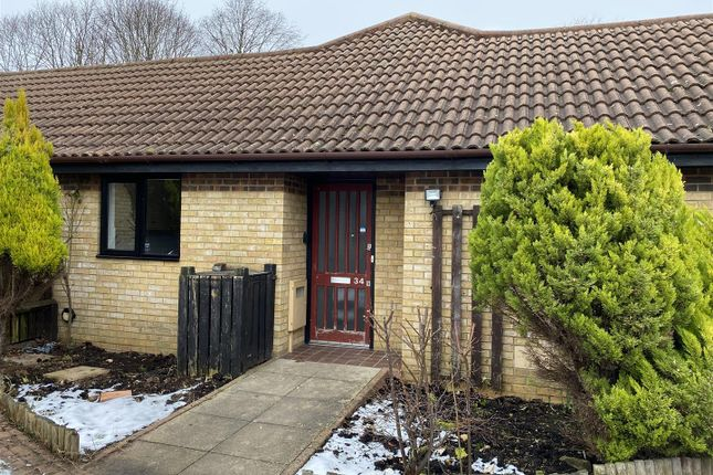 1 bed semi-detached bungalow to rent in Tweed Drive, Bletchley, Milton Keynes MK3