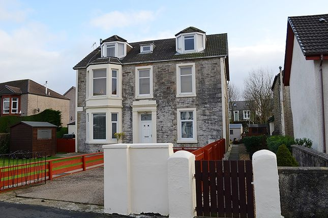 Thumbnail Flat for sale in Edward Street, Dunoon, Argyll And Bute