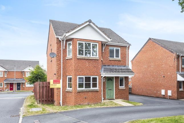 Thumbnail Detached house for sale in Tremont Park, Llandrindod Wells