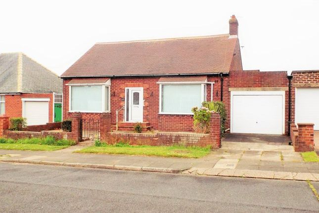 Thumbnail Detached bungalow to rent in Hayton Road, North Shields