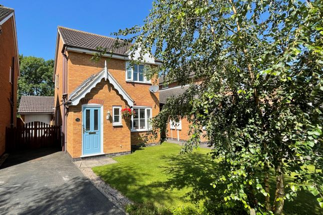 3 bed detached house for sale in Jubilee Avenue, Asfordby, Melton Mowbray LE14