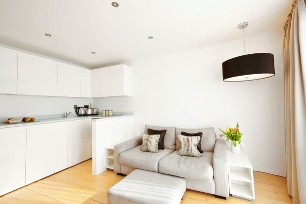 Thumbnail Property to rent in St. James Mansions, Mcauley Close, London