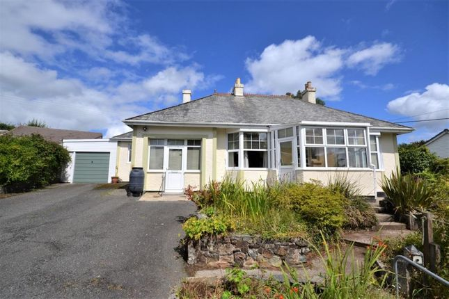 Thumbnail Detached bungalow for sale in St. Anns Chapel, Gunnislake, Cornwall