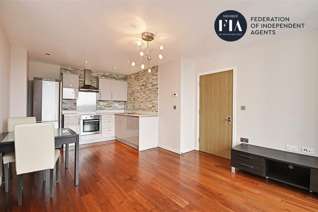 Thumbnail Flat to rent in Firestone House, Great West Quarter, Brentford