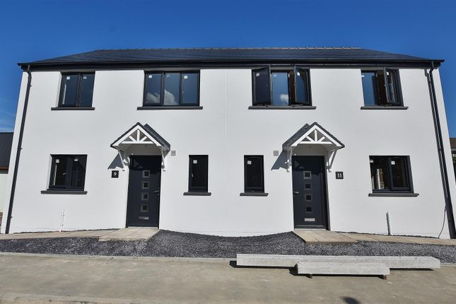 Thumbnail Semi-detached house for sale in Vale Court, Houghton, Milford Haven