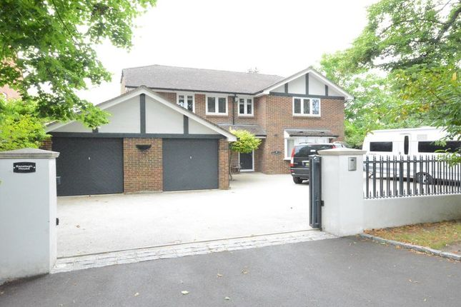 Thumbnail Detached house to rent in Ranelagh Drive, Bracknell