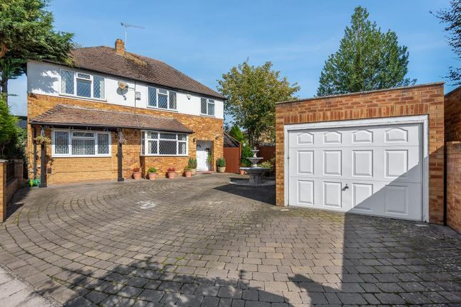 Thumbnail Detached house for sale in Ashford, Surrey