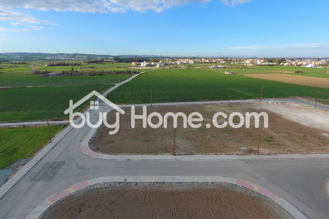 Land for sale in Pervolia, Larnaca, Cyprus