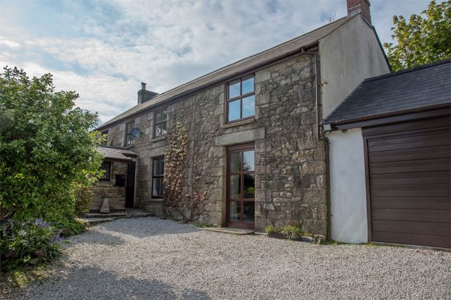 Thumbnail Detached house to rent in Higher Pennance, Lanner, Redruth, Cornwall
