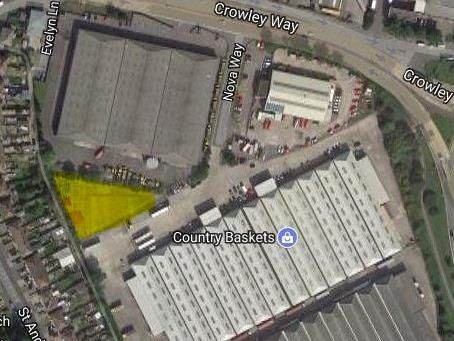 Thumbnail Land to let in Nova Distribution Centre, Nova Way, Avonmouth