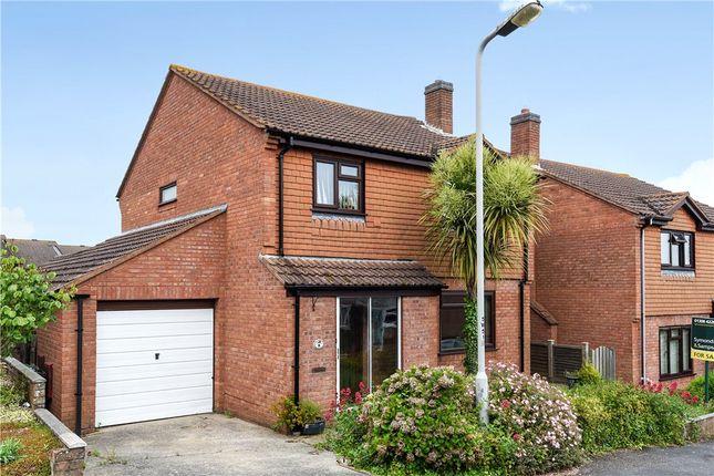 Thumbnail Detached house for sale in Watton Park, Bridport, Dorset