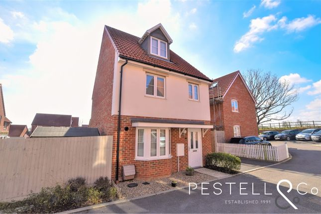 4 bed detached house for sale in Ainsworth Drive, Felsted, Dunmow CM6