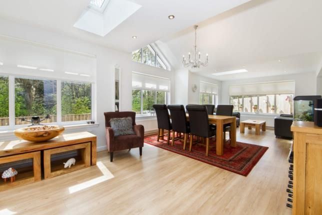 Thumbnail Detached house for sale in Heron View, Motherwell, North Lanarkshire, United Kingdom