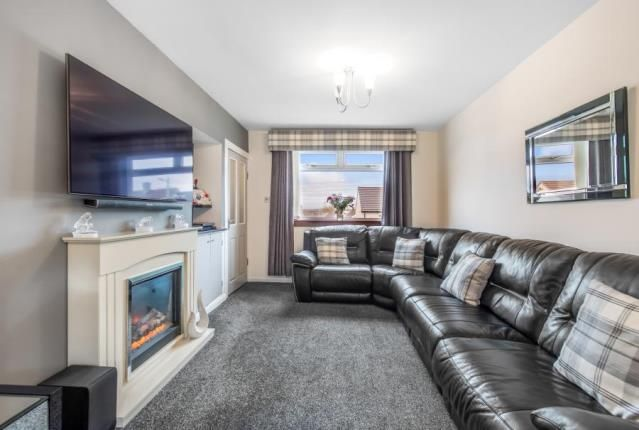 Lounge of Bullionslaw Drive, Rutherglen, Glasgow, South Lanarkshire G73