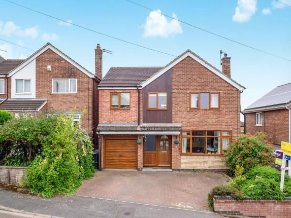 Thumbnail Detached house for sale in Upminster Drive, Arnold, Nottingham, Nottinghamshire
