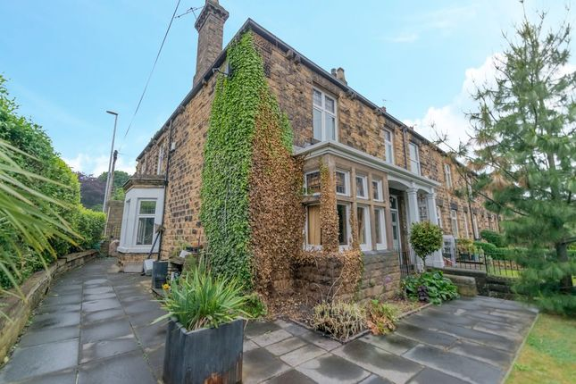 Thumbnail End terrace house for sale in Clarendon House, Clarendon Terrace, Churwell Leeds